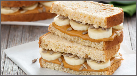 Peanut-Butter-Banana-Sunflower-Sandwich